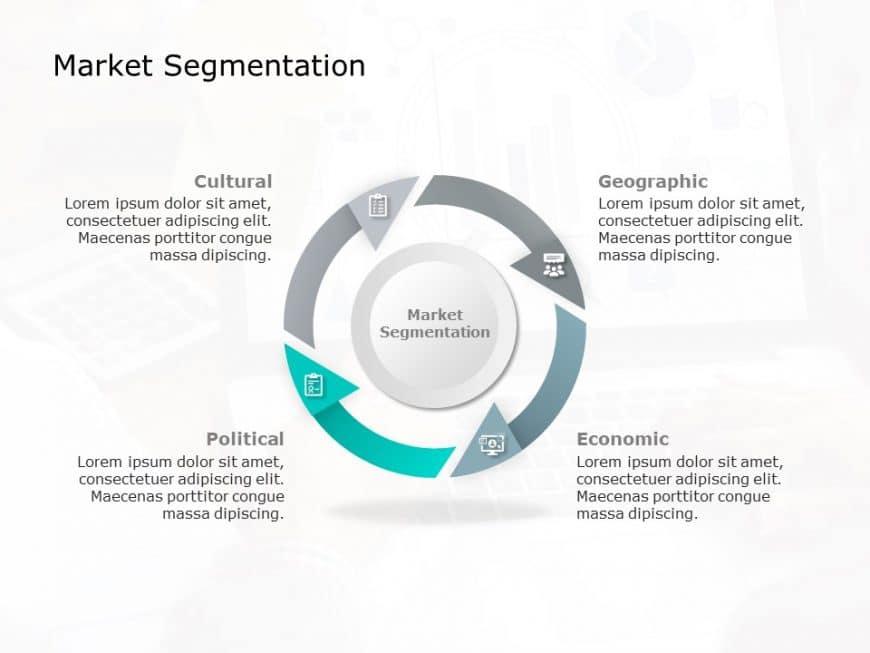 Market Segmentation for PowerPoint