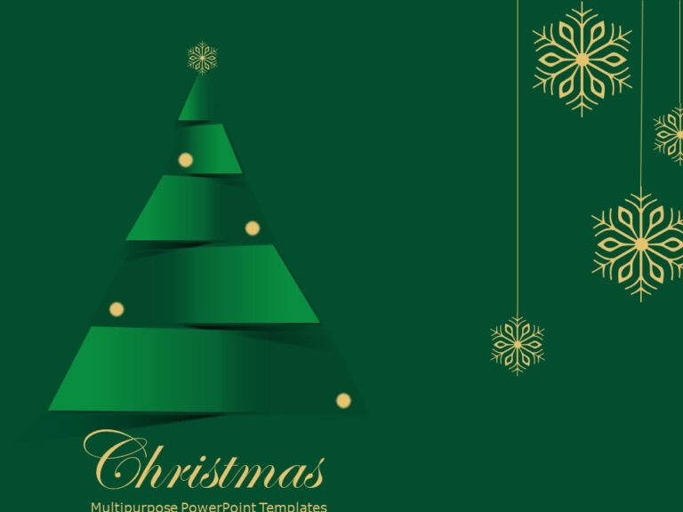 Christmas PowerPoint Template 2