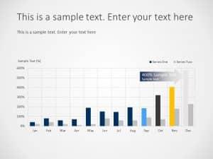 Bar Graph Powerpoint Template
