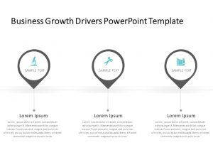 Business Growth drivers PowerPoint Template 3