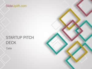 Free Startup Pitch Deck 2