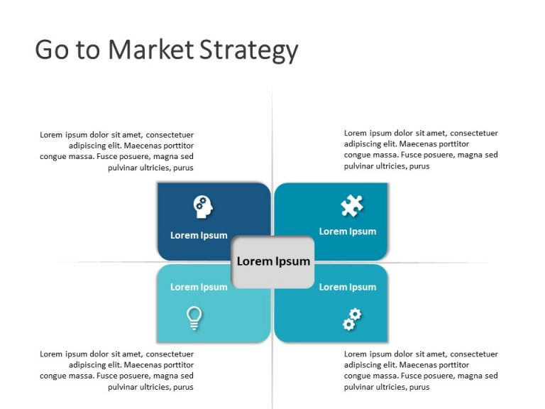 Go to market PowerPoint Template 4