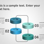 3D Strategy PowerPoint Template