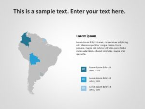 South America PowerPoint Template 5