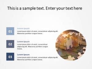 PowerPoint List Template 12