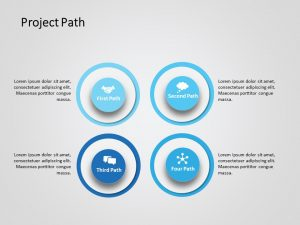 Project Path PowerPoint Template 3