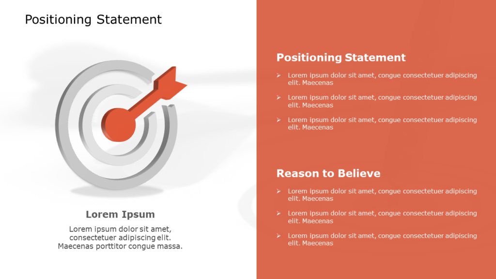 Positioning PowerPoint Template