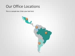 Latin America Powerpoint Template 2