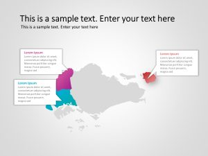 Singapore Powerpoint Template 4