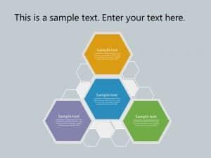 Hexagon PowerPoint Template 19