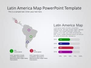 Latin America Powerpoint Template 7