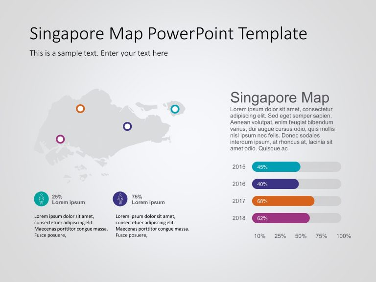 Singapore Powerpoint Template 7