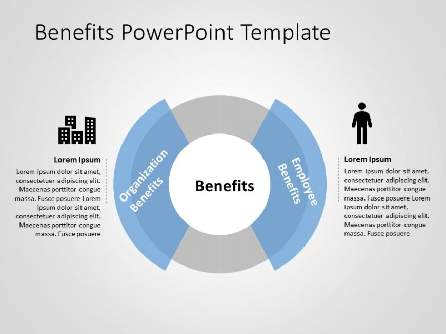 Benefits Powerpoint Template