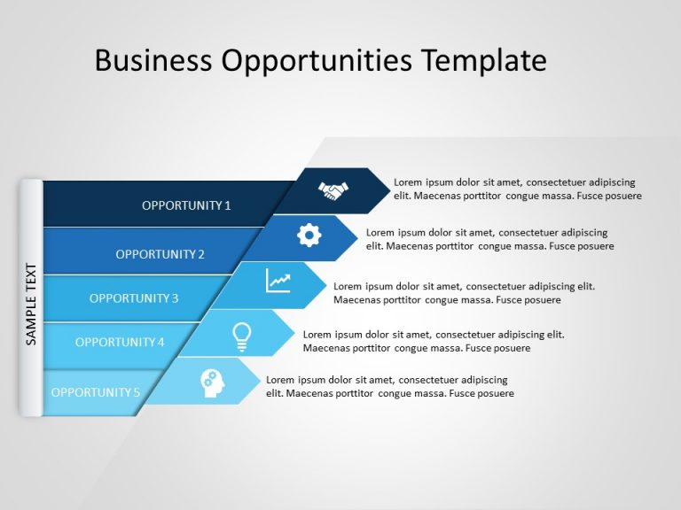 Business Opportunities PowerPoint 1