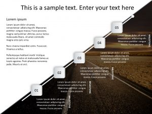 Business roadmap PowerPoint Template 6