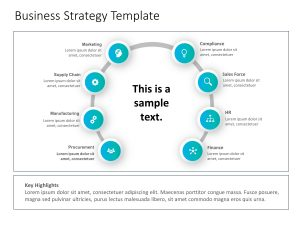 Business Strategy PowerPoint Template 8