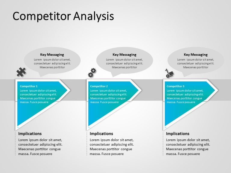 Competitor Analysis Powerpoint Template 16