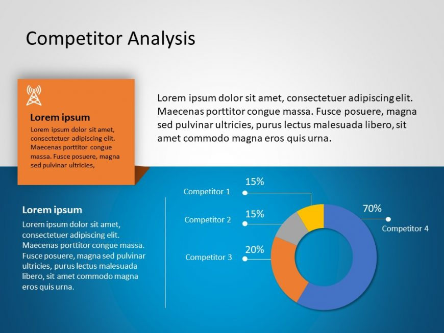 Competitor Analysis Powerpoint Template 4