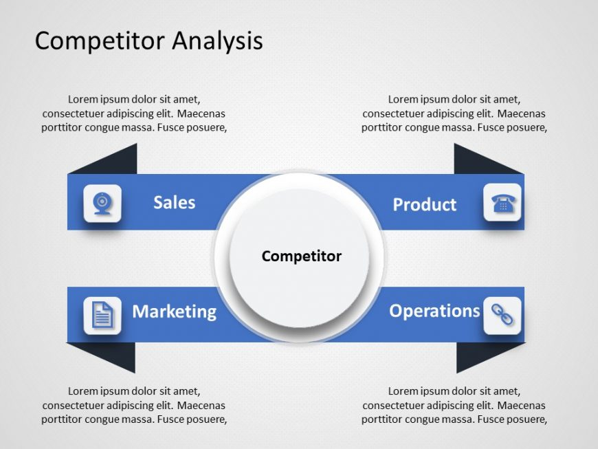 Competitor Analysis Powerpoint Template 5