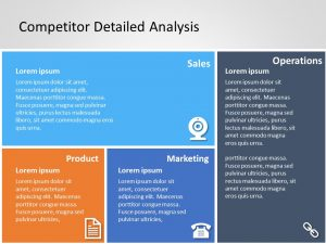 Competitor Analysis Powerpoint Template 7