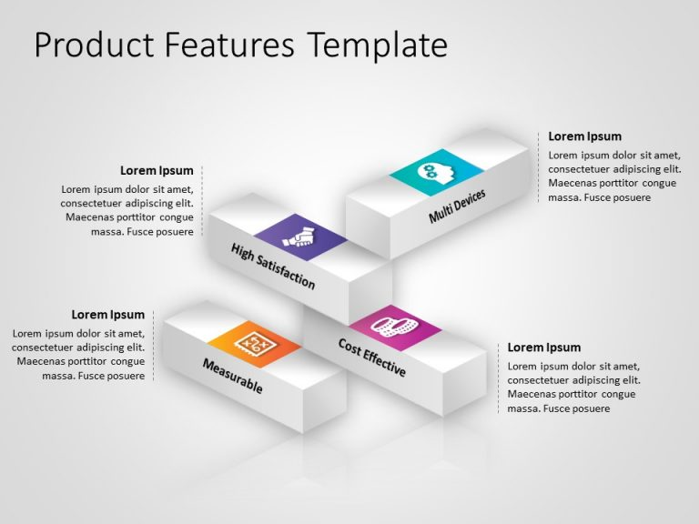Product Features PowerPoint Template 7
