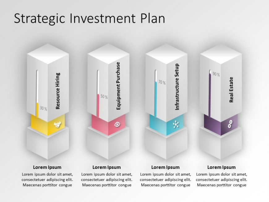 Strategic Investment Plan PowerPoint Template