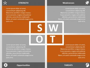 SWOT Analysis PowerPoint Template 32