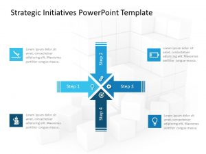 Strategic Initiatives PowerPoint Template 1