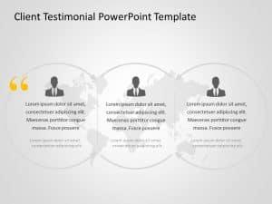 Client Testimonials Powerpoint Template 6