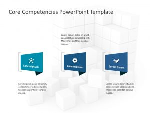 Core Competencies PowerPoint Template 4