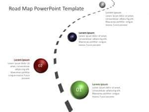 Business Roadmap PowerPoint Template 29