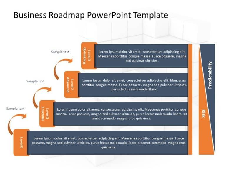 Business Roadmap PowerPoint Template 30