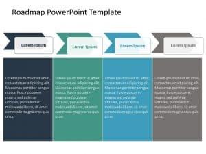 Business Roadmap PowerPoint Template 31