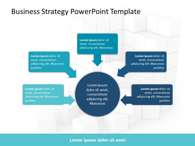 Business Strategy PowerPoint Template 21