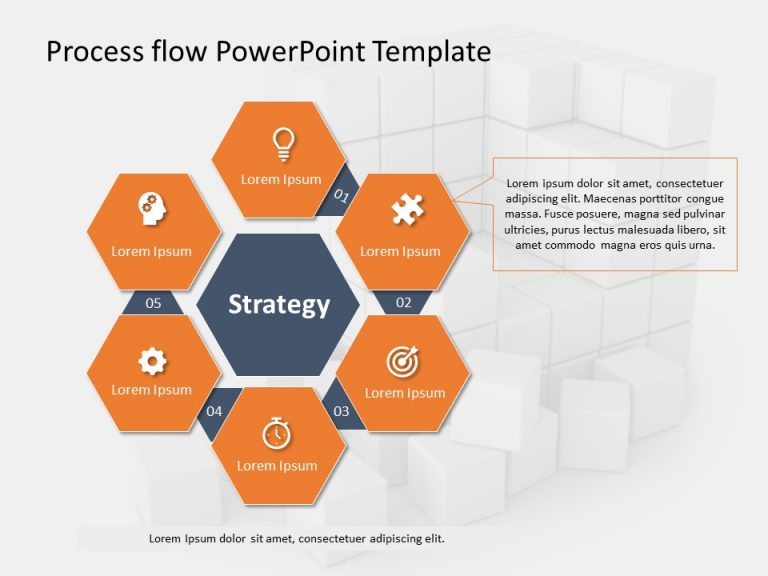 Business Process PowerPoint Template 15
