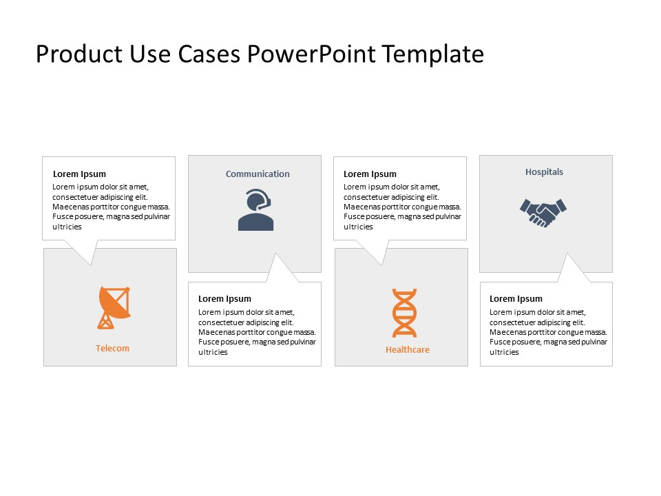 Product Use Cases Powerpoint Template Product Planning Templates Slideuplift