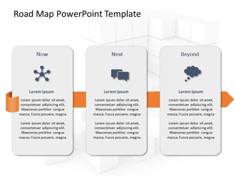 Business Roadmap PowerPoint Template 33