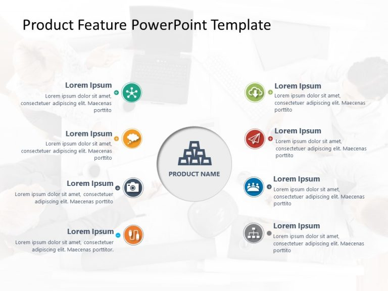 Product Features PowerPoint Template 12