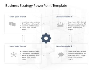 Business Strategy PowerPoint Template 26