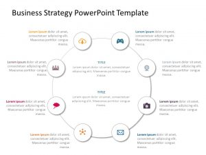 Business Strategy PowerPoint Template 28