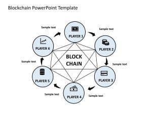Blockchain PowerPoint Template 5
