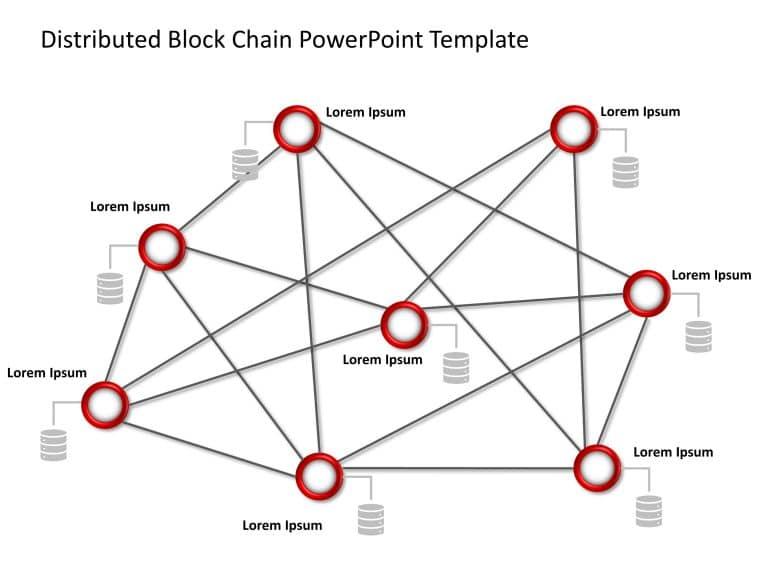 Blockchain PowerPoint Template 8