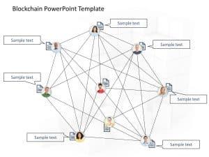 Blockchain PowerPoint Template 9