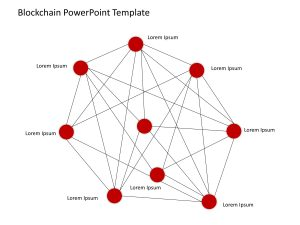 Blockchain PowerPoint Template 10