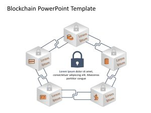 Blockchain PowerPoint Template 15