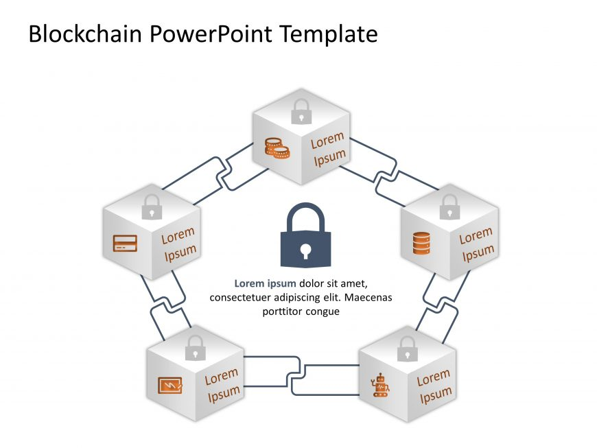 Blockchain PowerPoint Template 15
