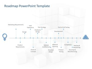 Business Roadmap PowerPoint Template 35