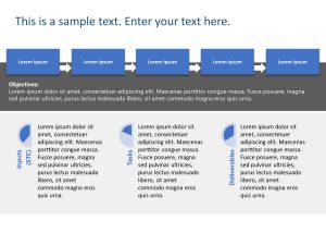 Business Roadmap PowerPoint Template 38