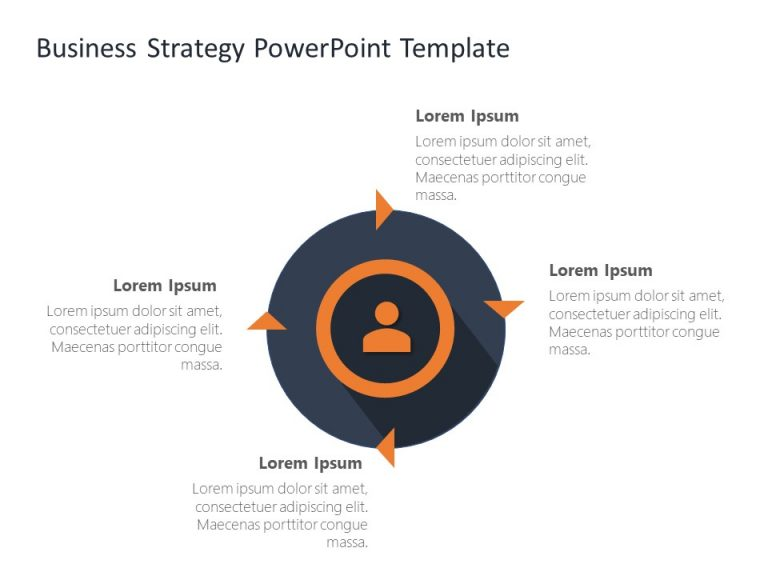 Business Strategy PowerPoint Template 33
