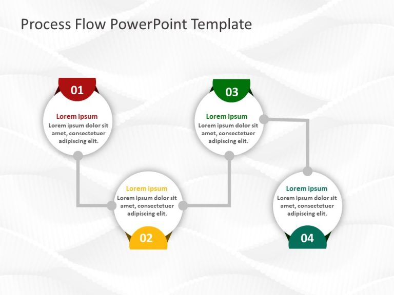 Business Process PowerPoint Template 10